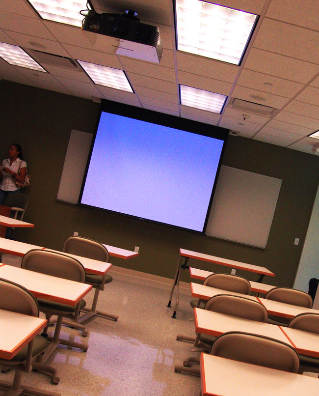 Memorial Building classrooms revamped as part of two-part $19 million renovation plan
