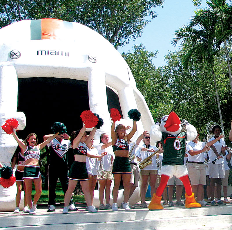 Hurricanes to face Charleston Southern in opener