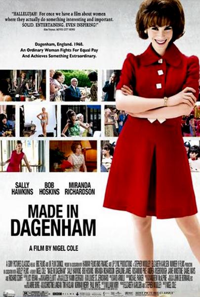 """Film Review: """"Made in Dagenham"""""""