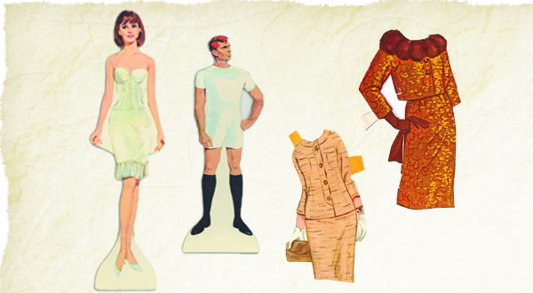 Dressing up with cutting-edge fashion