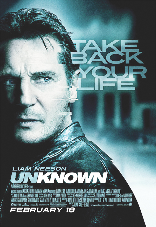 'Unknown' movie review