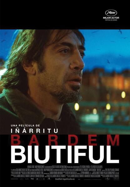 Nominated film not so 'Biutiful'
