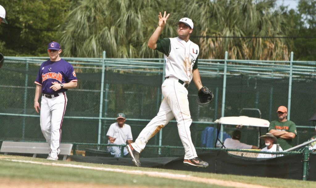 Former Cane getting call to the Big Leagues – Yonder Alonso