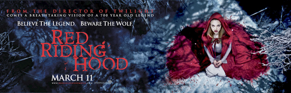 Laughable 'Riding Hood' taints the legend