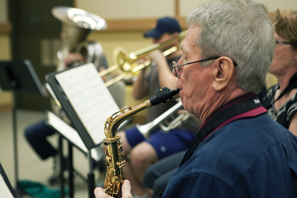 Seniors discover new talents
