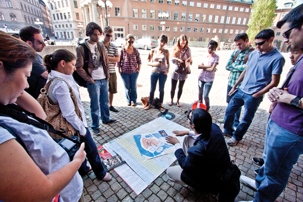 Stockholm program offers multiple opportunities