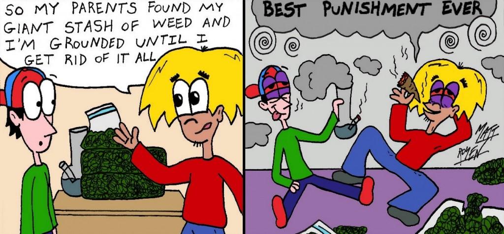 I'M STUCK IN A COMIC!© (2 panel)