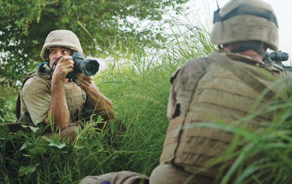 War photographer Raedle to speak Tuesday