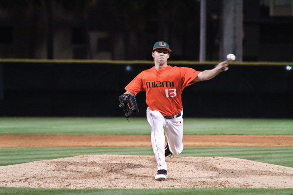 Canes take two of three from Terrapins