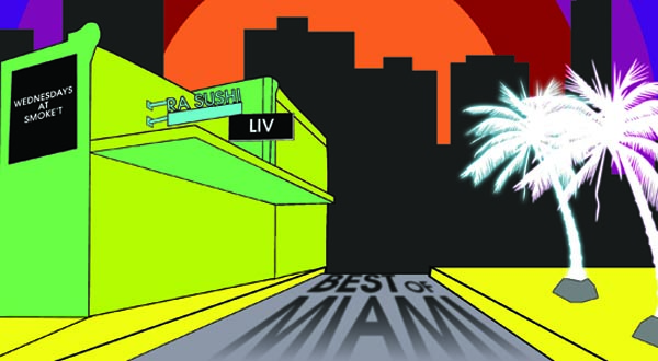 Edge presents: Best of Miami 2011