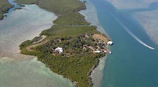 Research island acquired in Florida Keys
