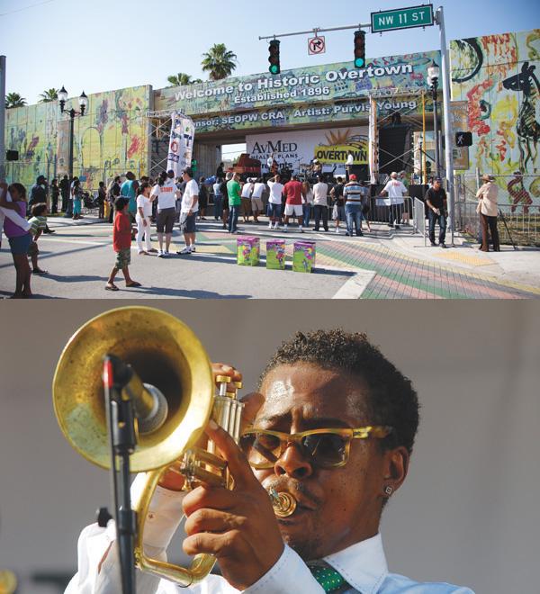 Photo Brief: Overtown Rhythm & Arts Festival