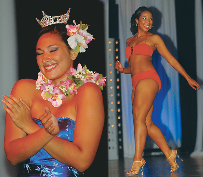 Photo Brief: Miss UM Pageant