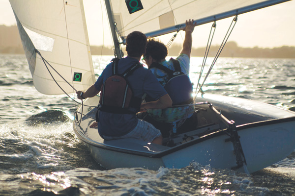 Sailing club prepares for Boston