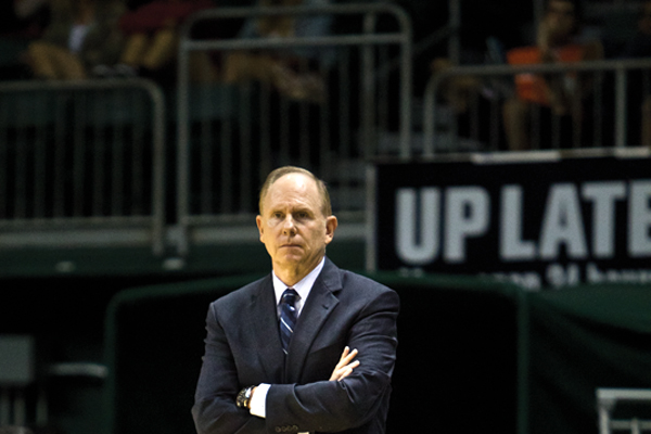 Larranaga's preparedness, motivation could lift Canes