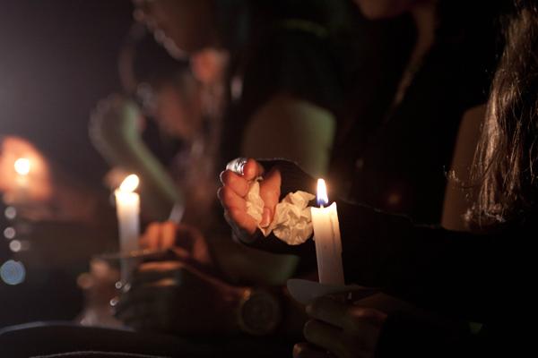 Sasha Drbohlavova Vigil