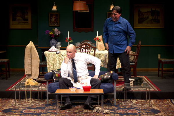 "Cast's chemistry makes ""The Odd Couple"" shine"