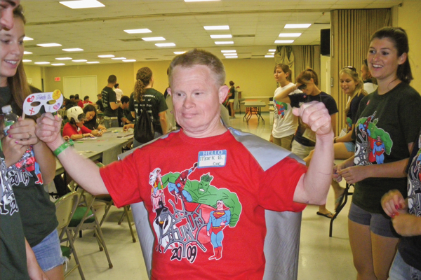 Best Buddies' FunDay comes to campus