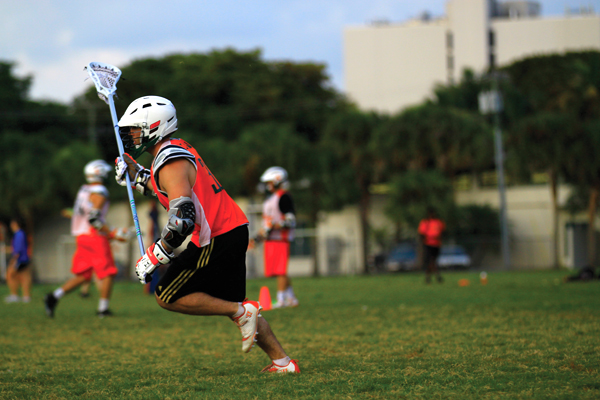 Lacrosse team rides momentum from solid 2011 season