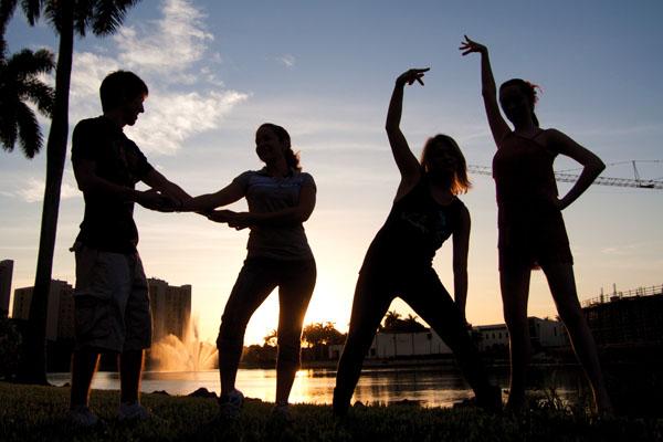 Campus dance groups feature unique styles