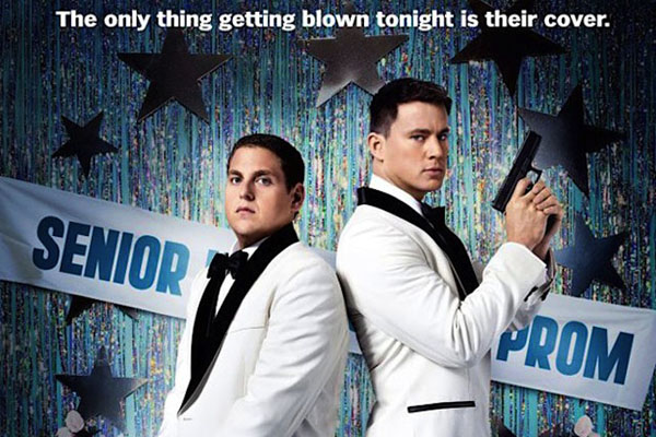 Stars of '21 Jump Street' discuss comedy, fame