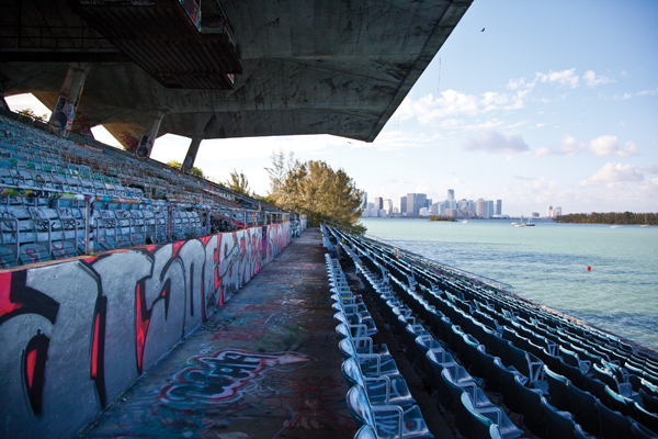 City approves plan to renovate Marine Stadium