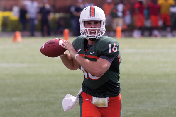 Young team gets opportunities in first spring scrimmage