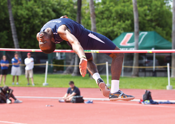 Track and field team kicks season off with several wins