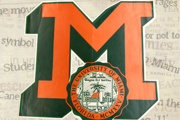 History Reveals Iconic U Logo S Meaning The Miami Hurricane