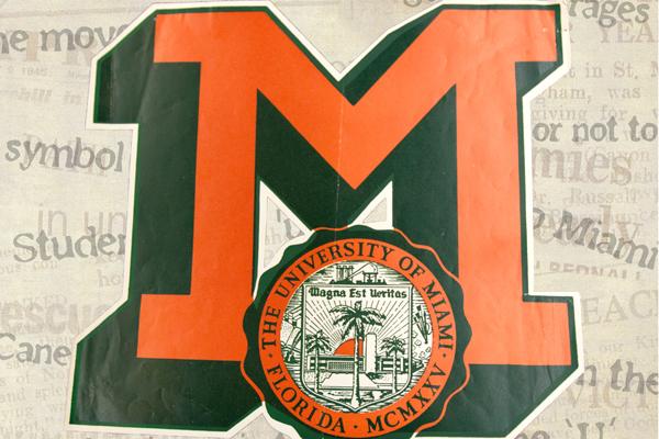 history reveals iconic  u2018u u2019 logo u2019s meaning  u2013 the miami
