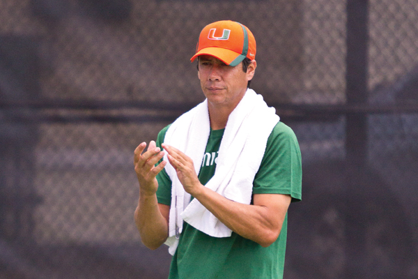 Long journey brings Rincon to the Canes' court