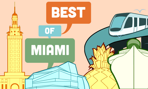 Vote for the Best of Miami 2013