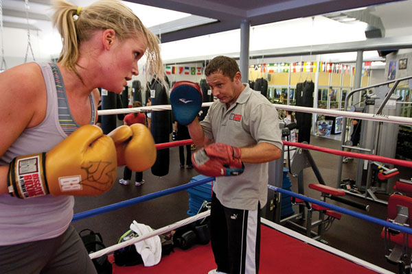 Legacy of boxing glory days revived