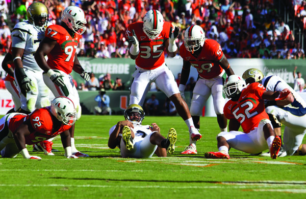 Golden, Canes look forward to the future