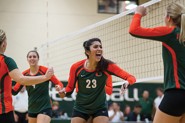 Canes chop down FSU for first ever win over top-10 team