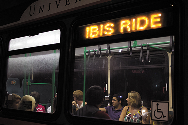 Ibis Ride could add additional stop for UV residents