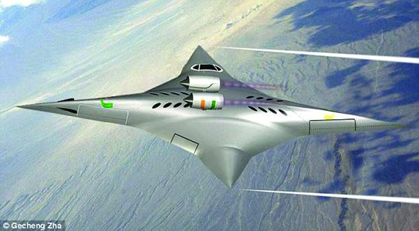 Supersonic air travel no longer science fiction