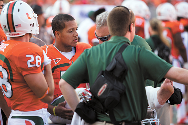 Miami loses first ACC game as Homecoming showdown looms