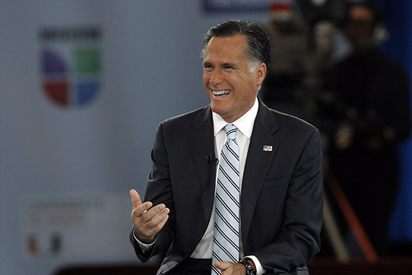 Former Gov. Mitt Romney to visit campus Wednesday