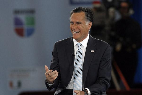 Former Gov. Mitt Romney to visit campus Wednesday