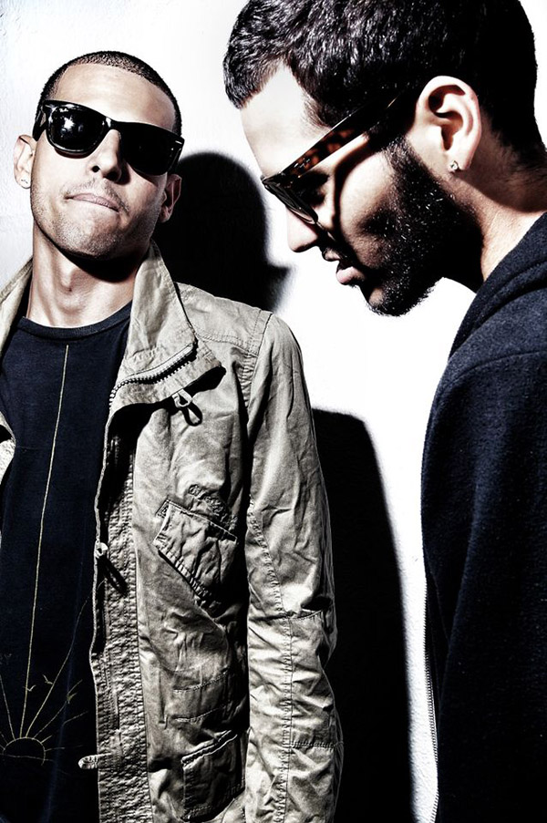 The Martinez Brothers, a popular duo that combines sounds from several ...