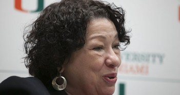 Sonia Sotomayor opens up about her life. Cayla Nimmo // Photo Editor