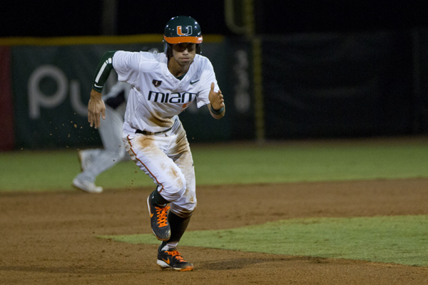 Sixth-inning heroics lead Canes to series sweep Sunday