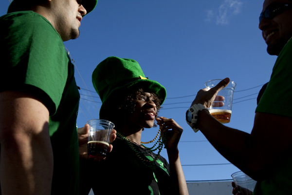 Celebrate St. Patty's Day the Miami way