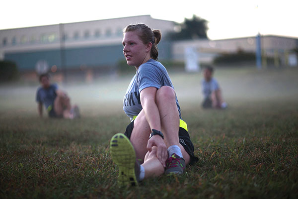 Lifted ban benefits ROTC women