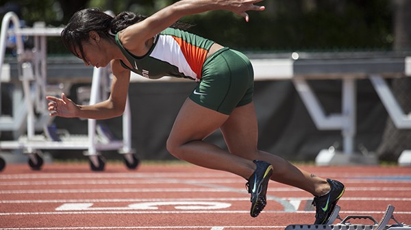 Track earns strong finish at ACC Indoor Championships