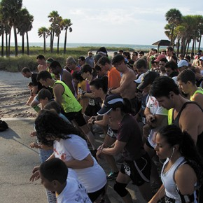 Photo Brief: Golden Key hosts 5K for skin cancer