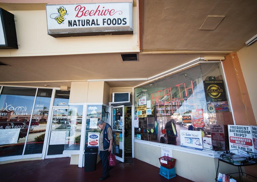 Drugstore shuts down local strip-mall