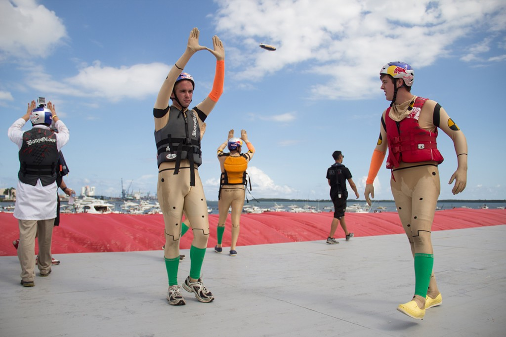 Flugtag team doubles its flight length, travels 60 feet