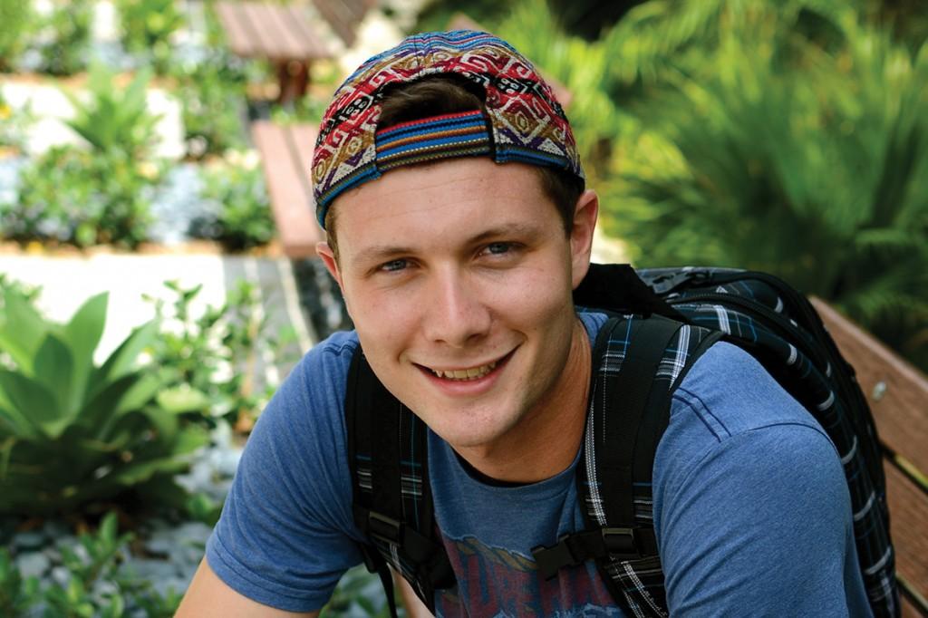 Entrepreneur builds tribal-inspired hat company